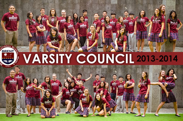 Varsity Council 2013-14