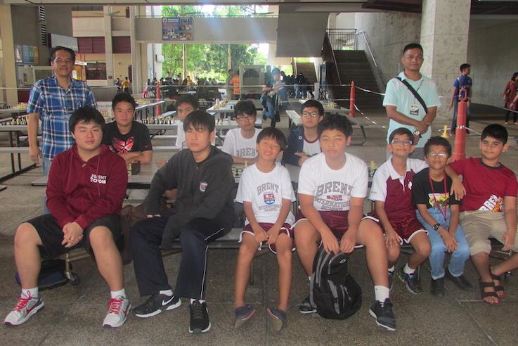 Brent Chess Team
