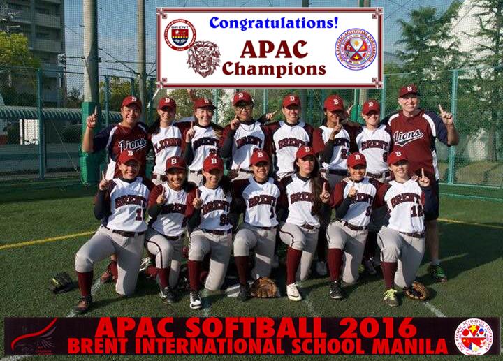 3rd Season SBall APAC Girls