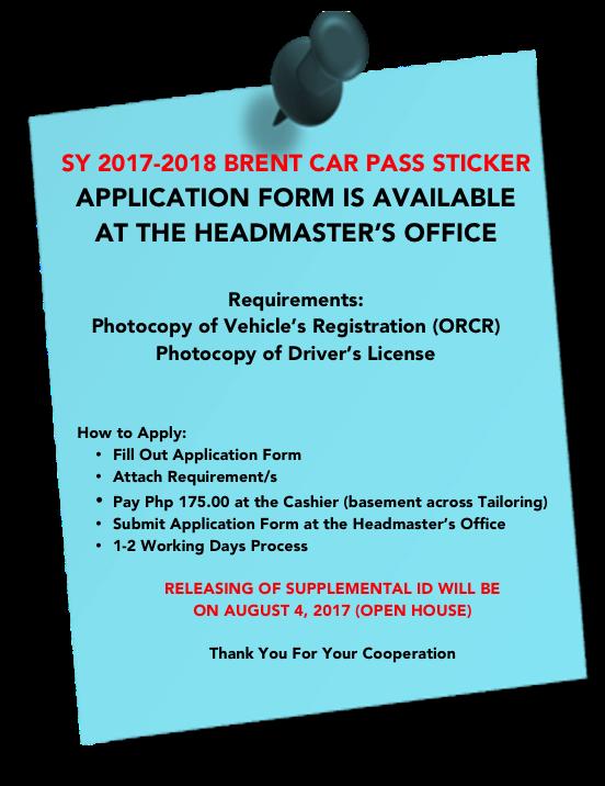 Car Pass