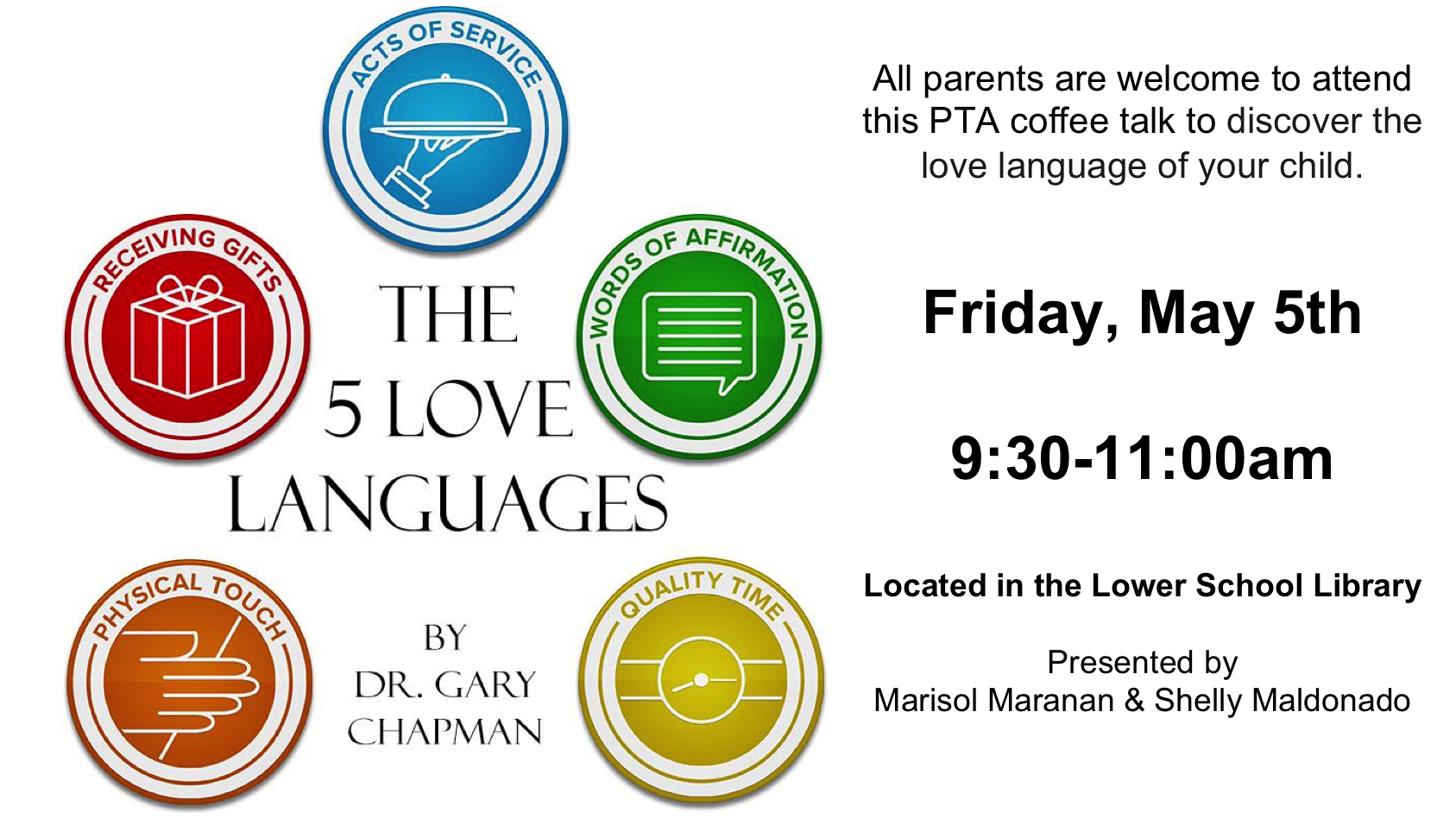 five languages of love Have you heard of the five languages of love you know, how to show that  heartfelt deep commitment to the ones your love now, lets put a.