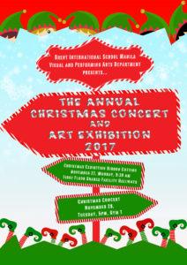 Christmas Concert & Art Exhibition