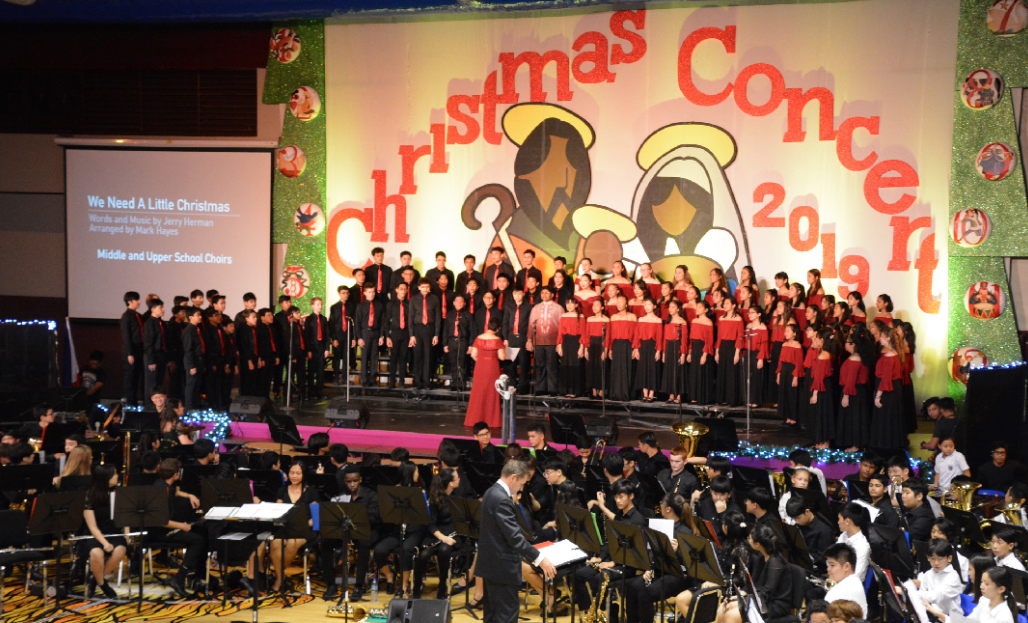 Annual Christmas Concert and Art Exhibition