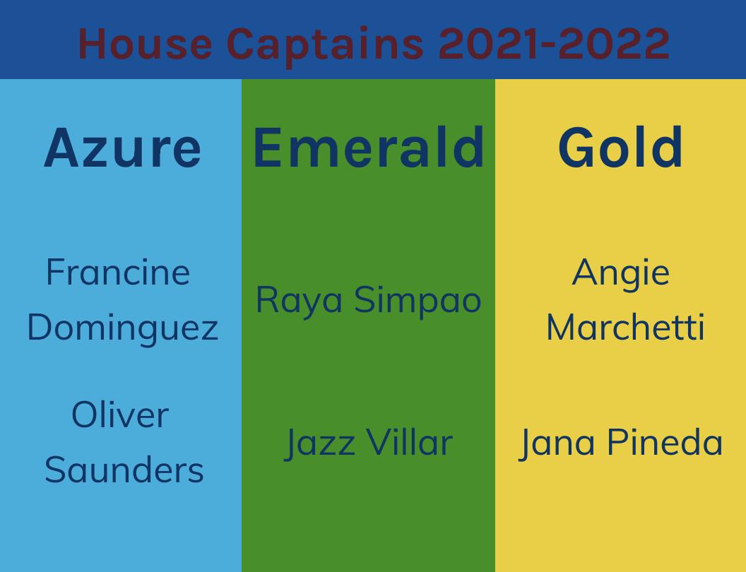 House Captains
